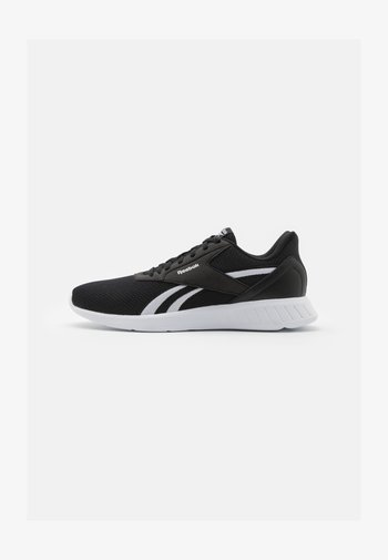 REEBOK LITE 2 SHOES - Neutral running shoes - black/white