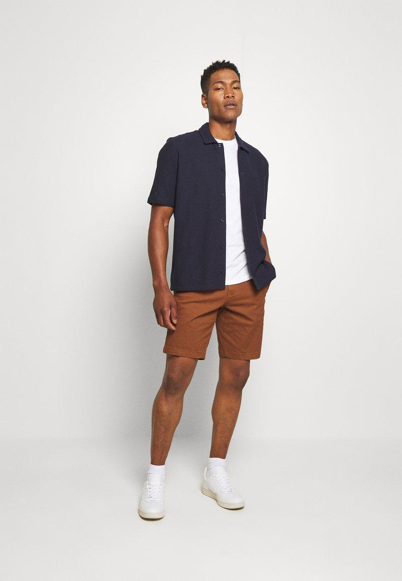 Burton Menswear London - 3 PACK - T-shirt - bas - white