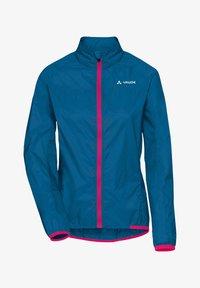 Vaude - Outdoor jacket - kingfisher/pink - 2