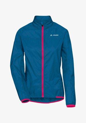 Outdoor jacket - kingfisher/pink