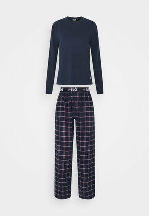 PIGIAMA DONNA - Pyjama set - navy