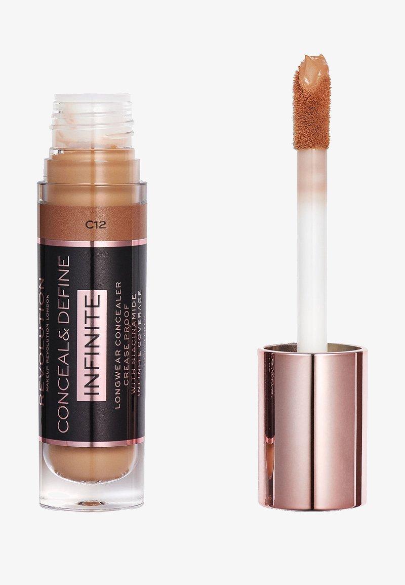 Make up Revolution - INFINITE XL CONCEALER - Concealer - c12