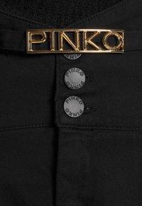 Pinko - ARIEL  - Kalhoty - black - 6