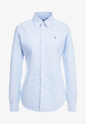 OXFORD KENDAL SLIM FIT - Button-down blouse - blue
