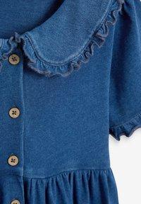 Next - Denim dress - blue - 3