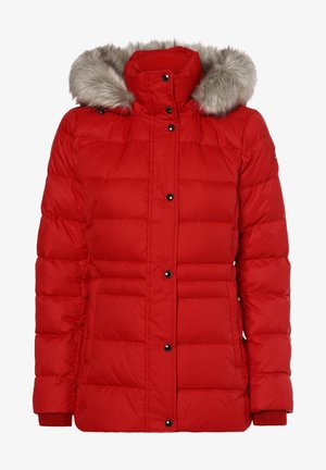 TYRA - Down jacket - rot