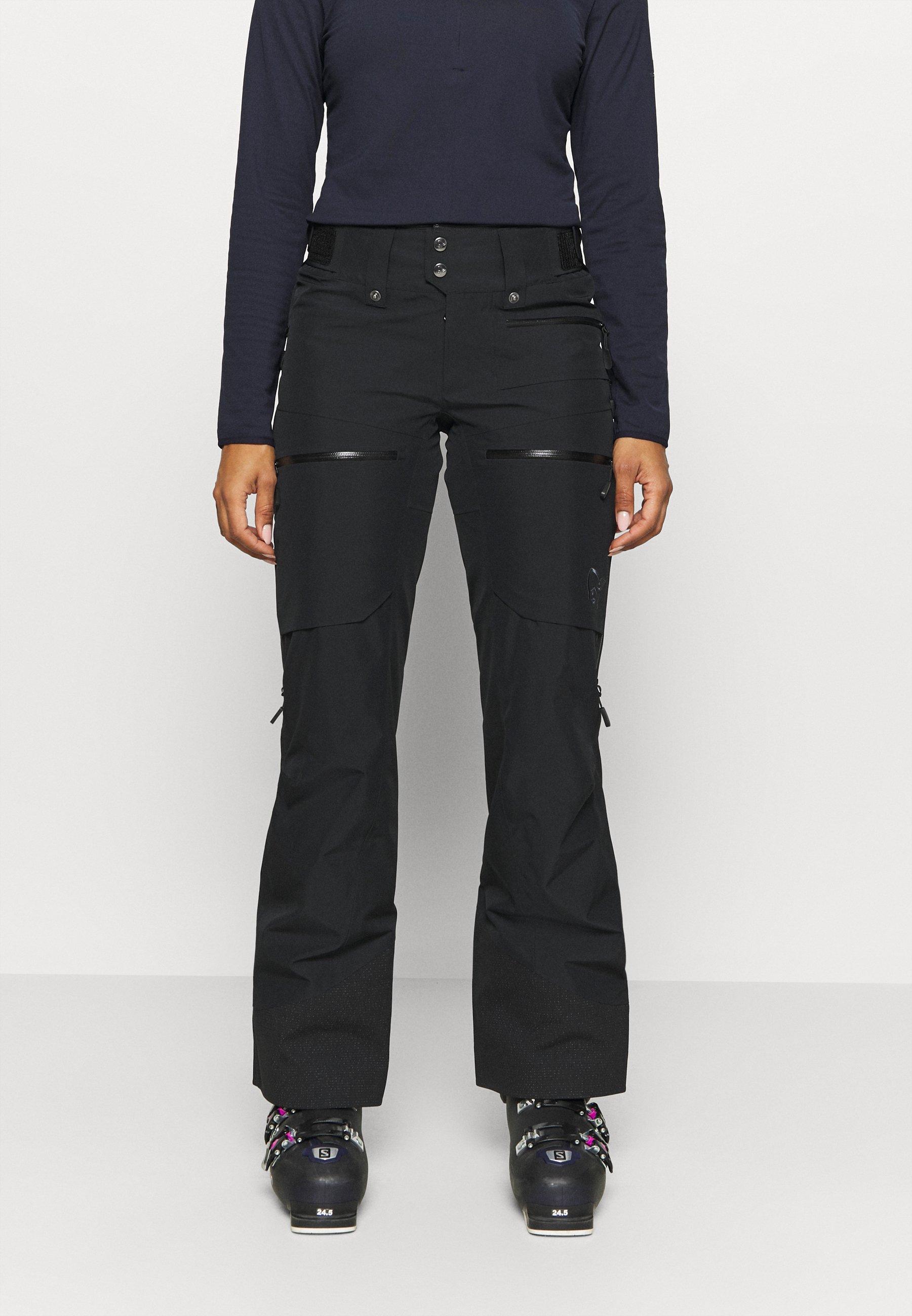 Femme LOFOTEN GORE-TEX INSULATED PANTS - Pantalon de ski