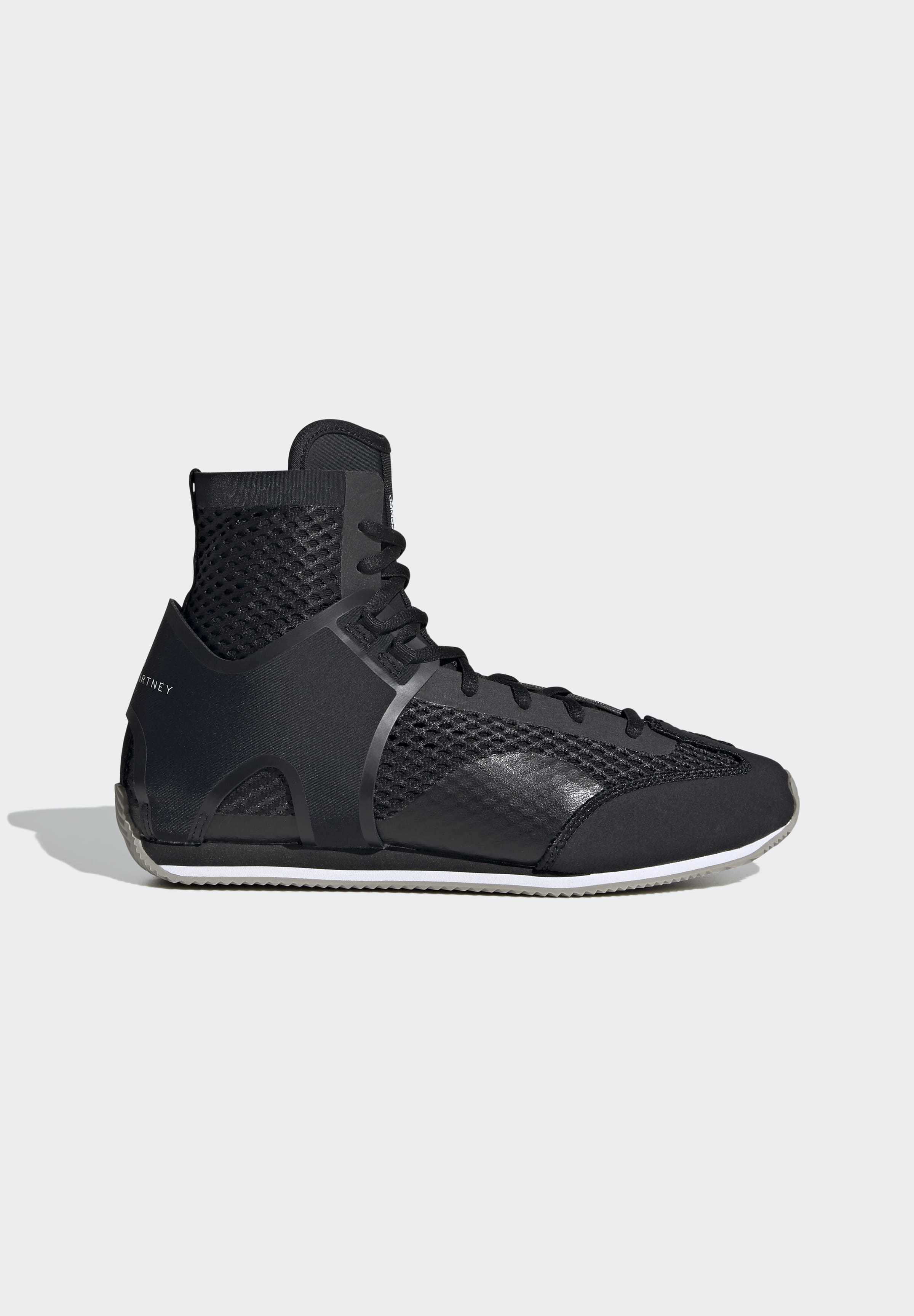 Adidas By Stella Mccartney Boxing Shoes - Obuwie Treningowe Black