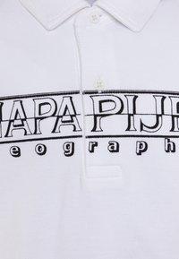 Napapijri - EOLI - Polotričko - bright white - 2