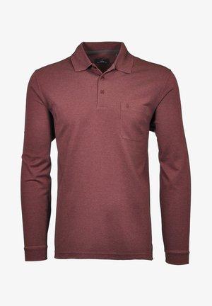 Polo shirt - blutrot/rot