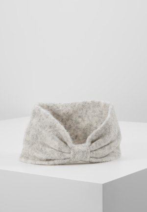 Ear warmers - light grey melange