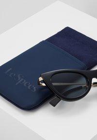 Le Specs - ENCHANTRESS - Okulary przeciwsłoneczne - black - 3
