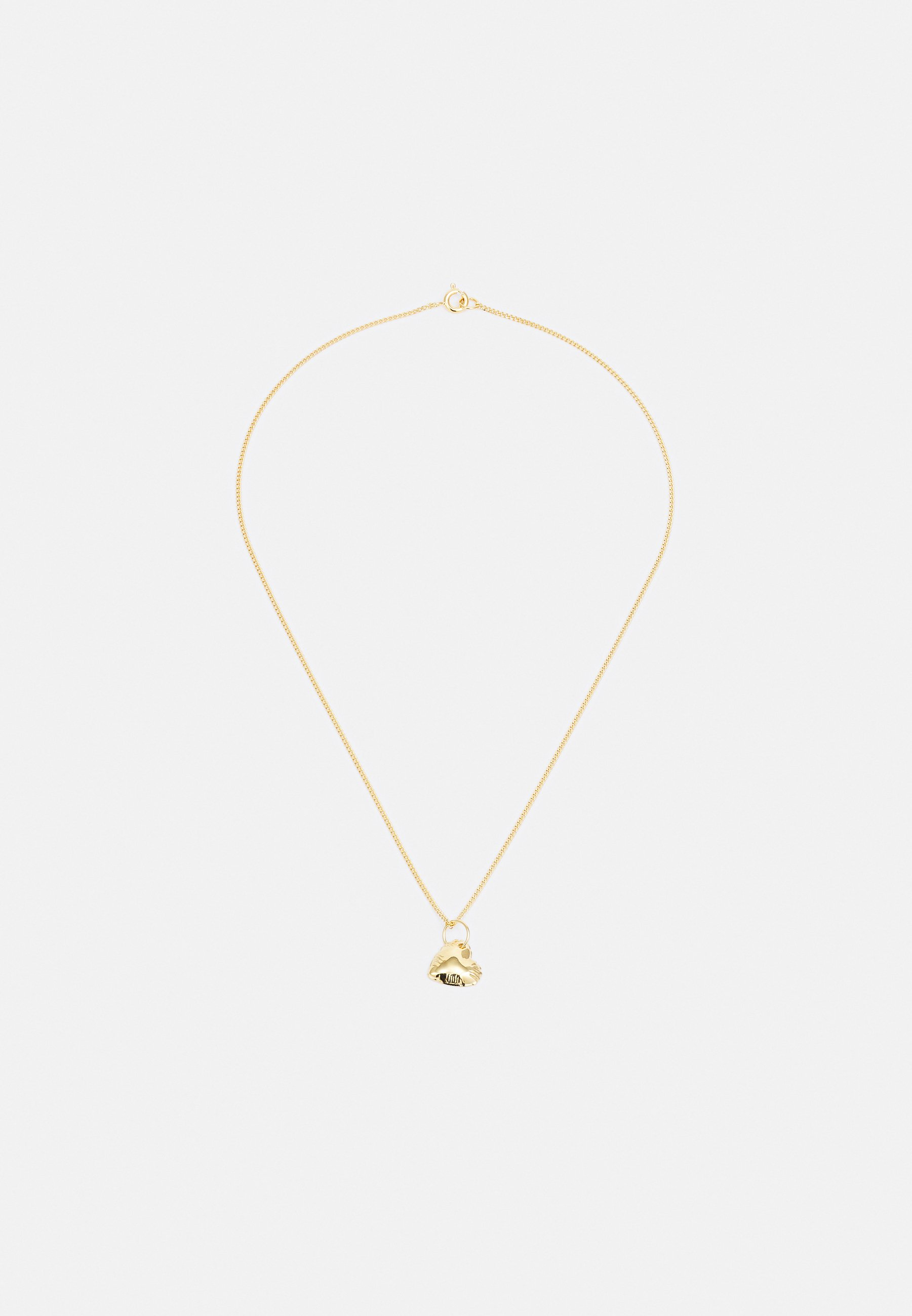 Femme BALLOON LETTER NECKLACE -HEART - Collier