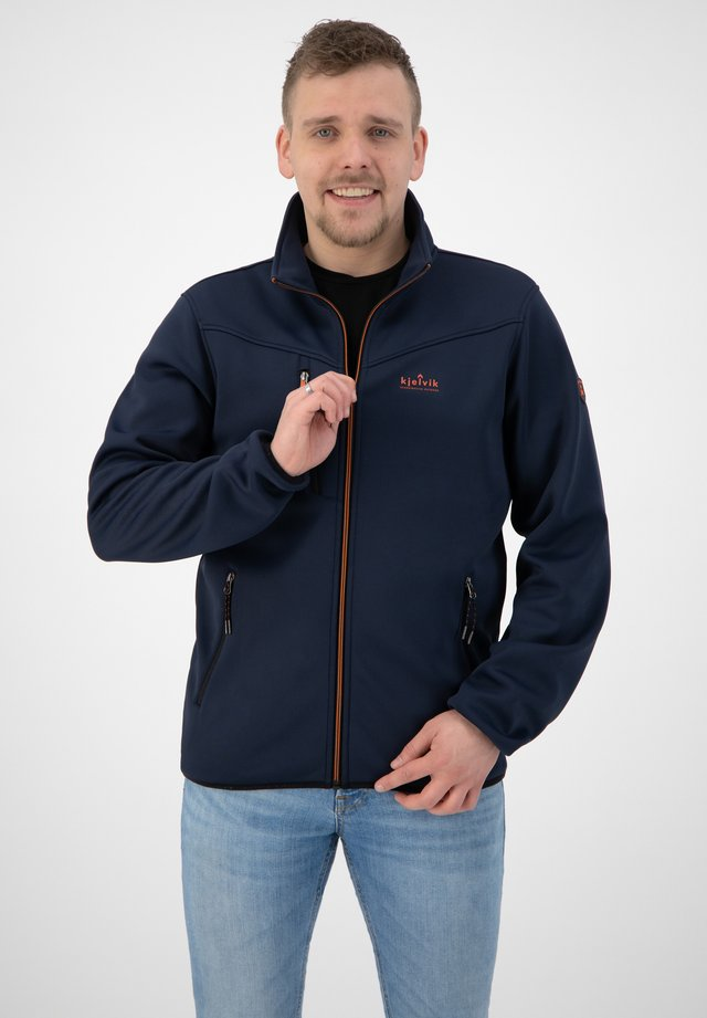 ADAM - Outdoorjas - navy
