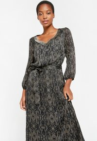 LolaLiza - LUREX - Maxi dress - black beauty - 3