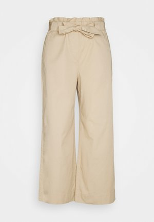 THE CULOTTE - Trousers - prairie