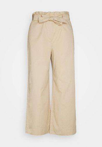 THE CULOTTE - Trousers - prairie
