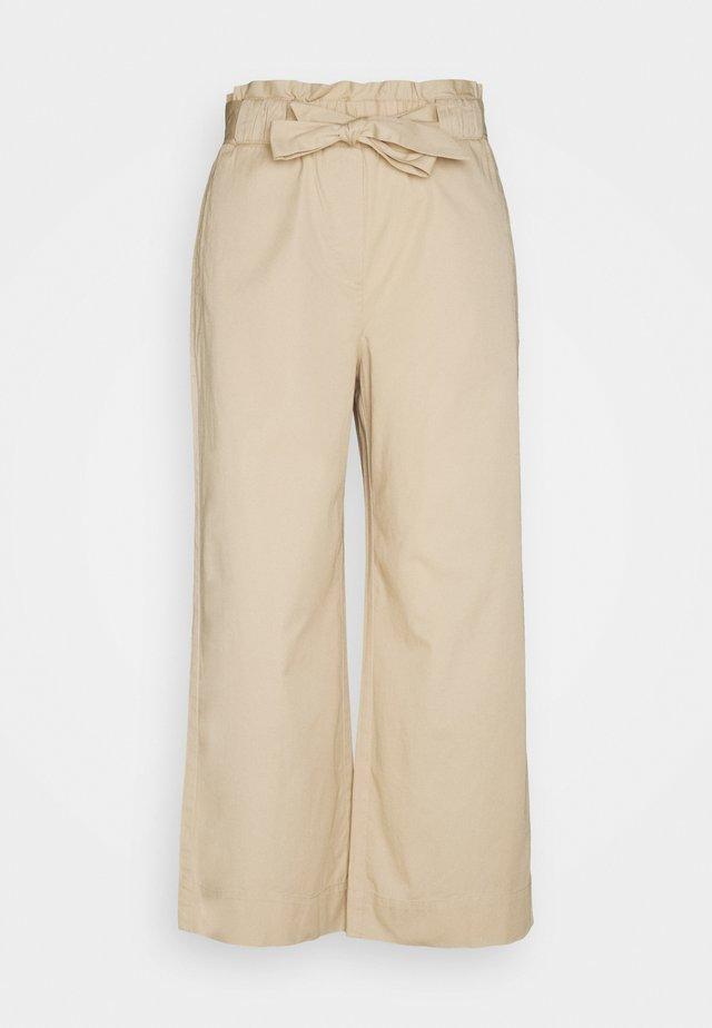THE CULOTTE - Pantalon classique - prairie