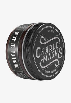 HAARWACHS CHARLEMAGNE PREMIUM MATTE POMADE - Hair treatment - -