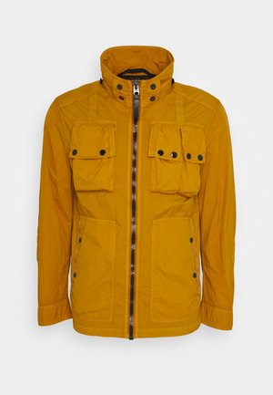 OSPAK HDD OVERSHIRT L/S - Summer jacket - gold