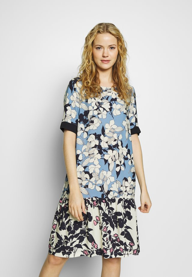 Vestido informal - forget-me-not