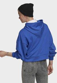 adidas Originals - HOODIE - Mikina skapucí - bold blue - 2