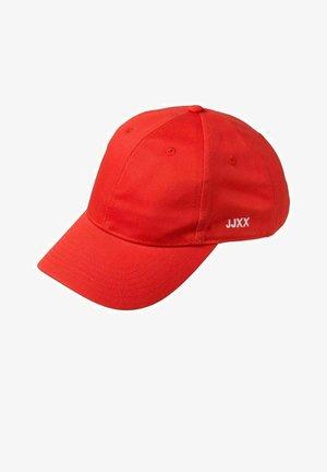 CAP JXBASIC SMALL LOGO BASEBALL - Pet - fiery red