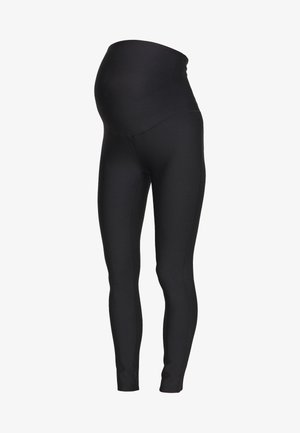 The Glowe Maternity SUPPORT LEGGING - Leggings - Trousers - black