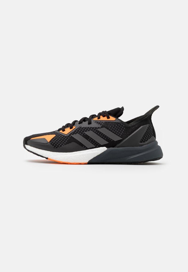 adidas Originals - X9000L3 BOOST SPORTS RUNNING SHOES UNISEX - Zapatillas - core black/grey three/grey six
