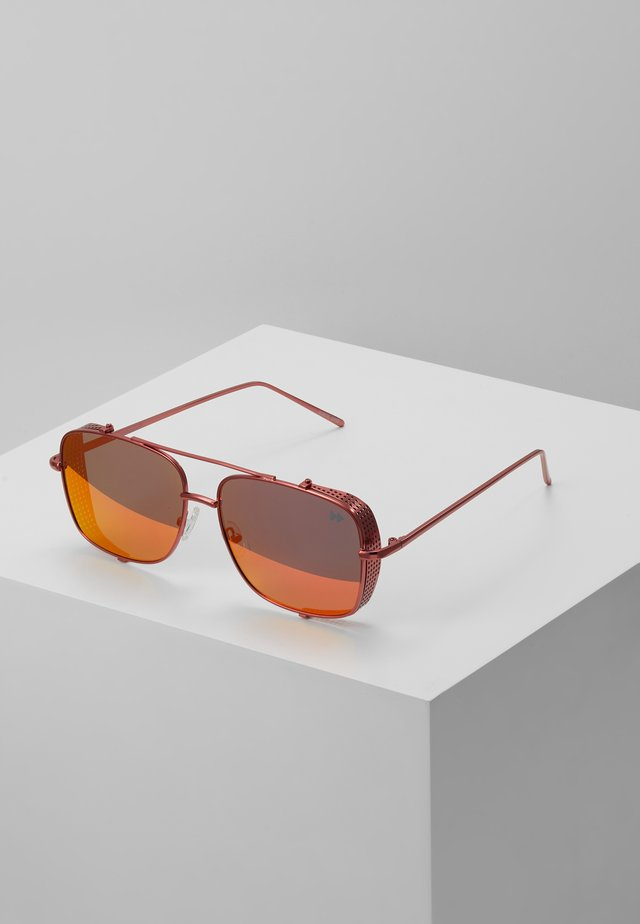 Sunglasses - fierry red