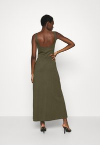 Anna Field - Jersey dress - olive night - 2