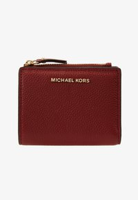 MICHAEL Michael Kors - JET SET SNAP BILLFOLD SMALL - Geldbörse - brandy - 1