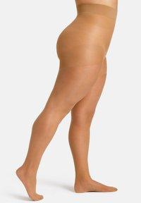 camano - FEINSTRUMPFHOSE WOMEN CURVY DEN 20 MATT - Tights - skin - 1