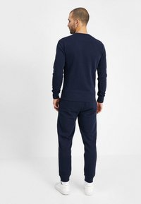GANT - THE ORIGINAL PANT - Tracksuit bottoms - evening blue - 2