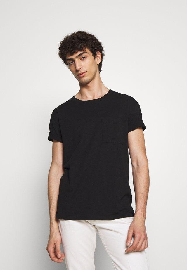 SCOLD - T-shirt basique - black