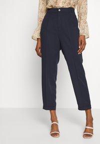Opus - MAJOOLA - Trousers - just blue - 0