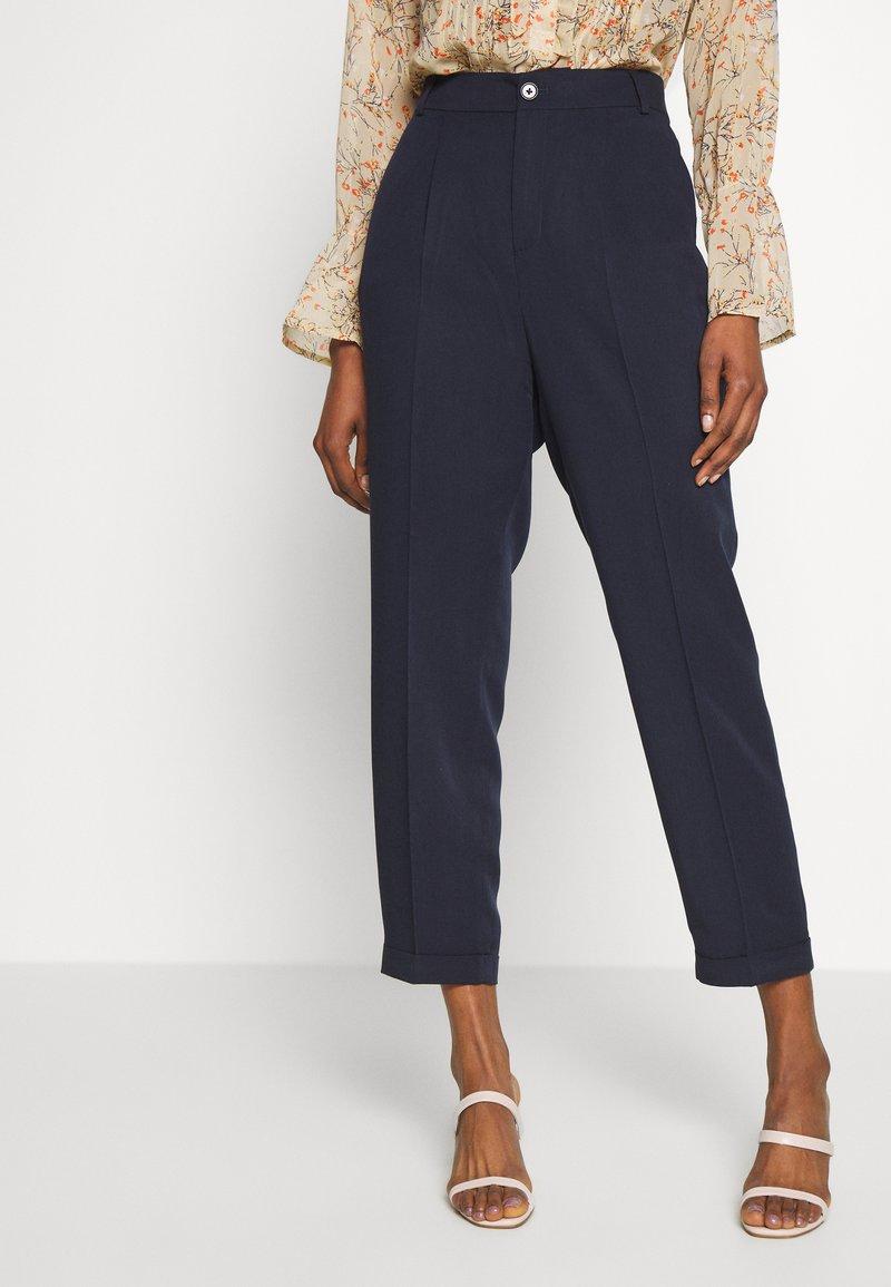 Opus - MAJOOLA - Trousers - just blue