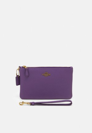 POLISHED SMALL WRISTLET - Clutch - bright violet
