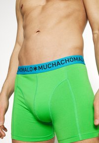 MUCHACHOMALO - SMILE 5 PACK - Boxerky - red/black/blue - 4
