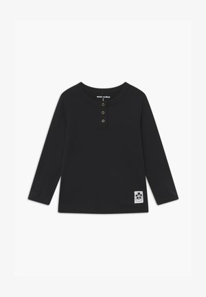 BASIC GRANDPA - Long sleeved top - black