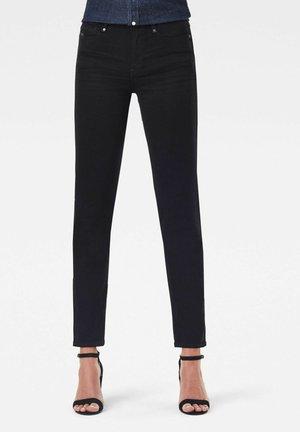 Slim fit jeans - pitch black