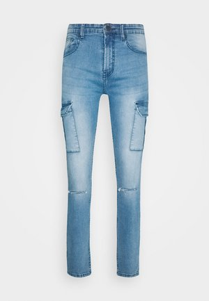 FALCO - Jeans Skinny Fit - blue