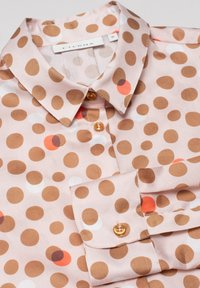 Eterna - Button-down blouse - rose/beige - 4