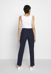 HUGO - HADARI - Kalhoty - open blue - 2