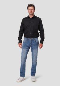 Pre End - Jeans straight leg - soft blue wash - 1