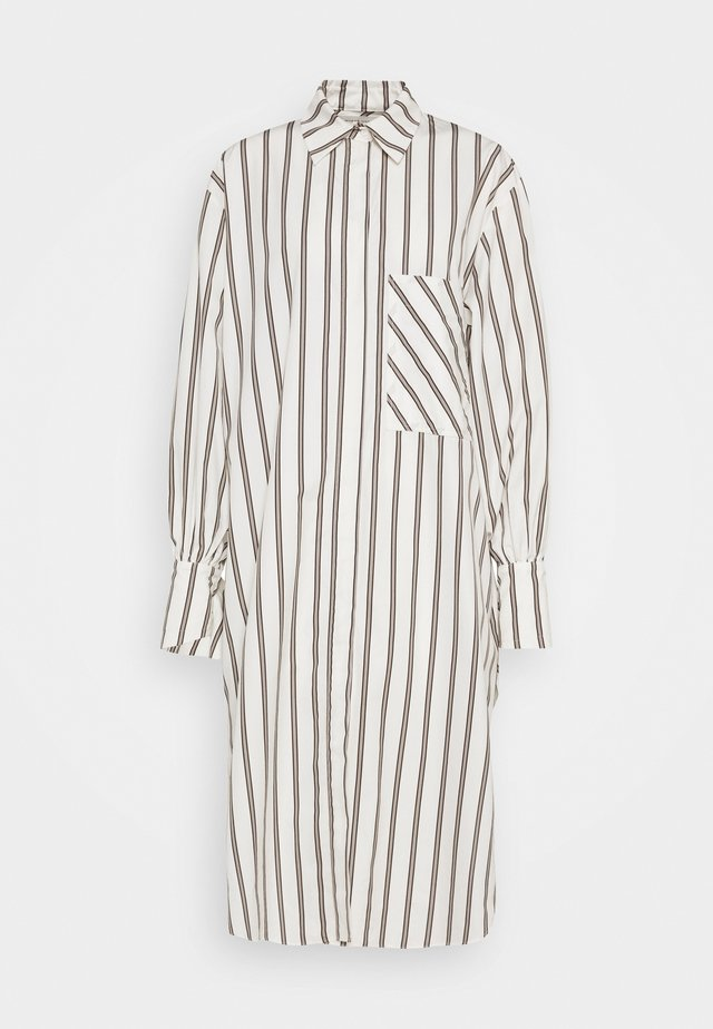 KEONA - Blusenkleid - white