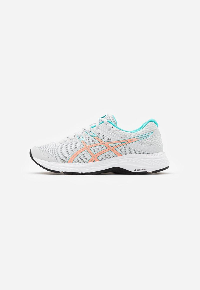 ASICS - GEL-CONTEND - Zapatillas de running neutras - polar shade/sun coral