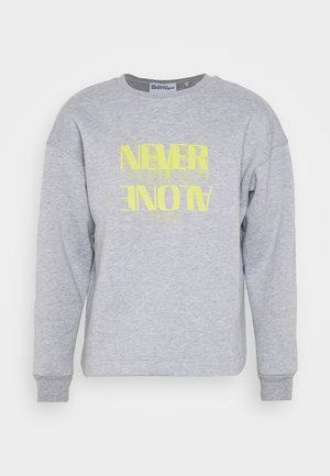 SUTTON - Sweater - grey melange