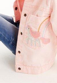 Next - Denim jacket - pink - 5