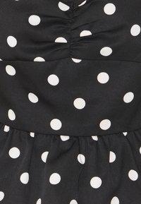 Fashion Union Petite - SINTA - Blouse - black/white - 2